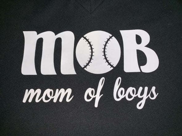 MOB - mom of boys - Different Trends