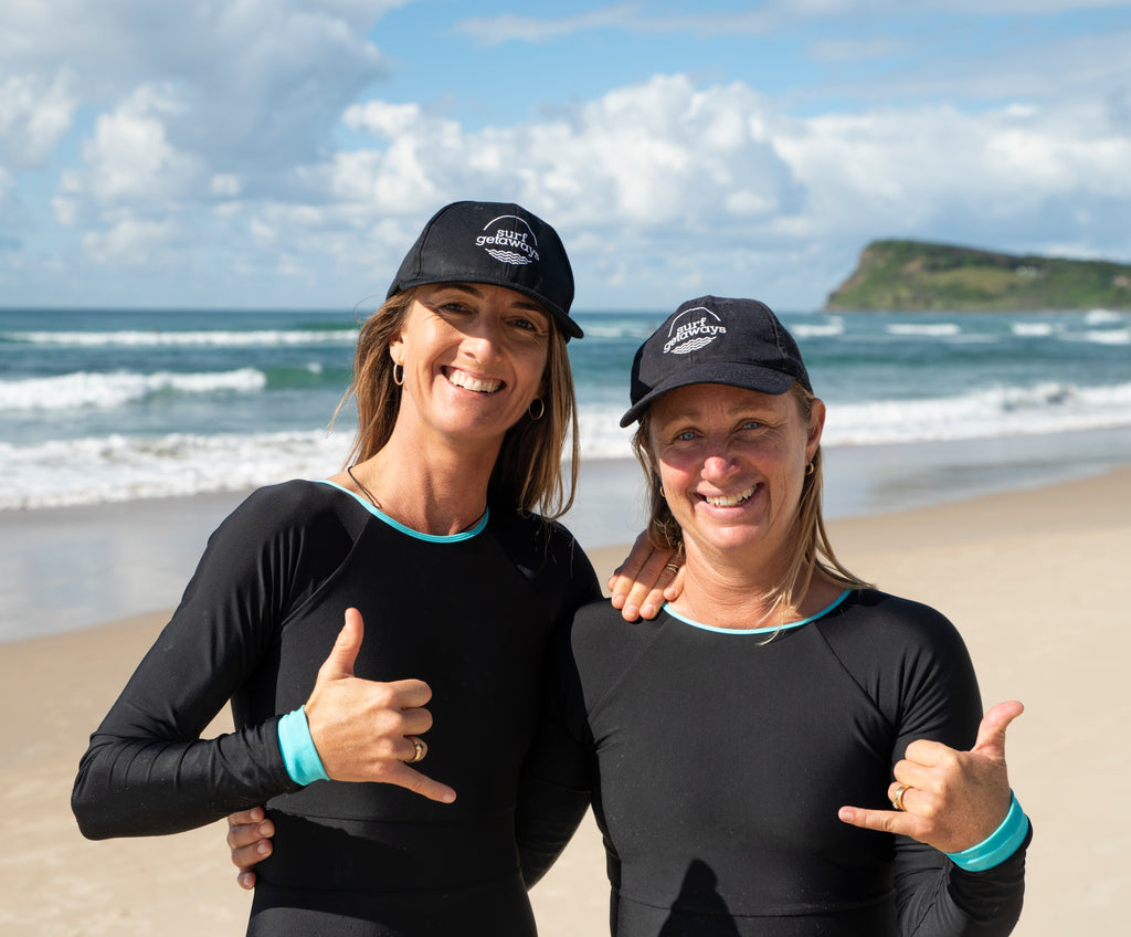 Surf getaways and Makara wear