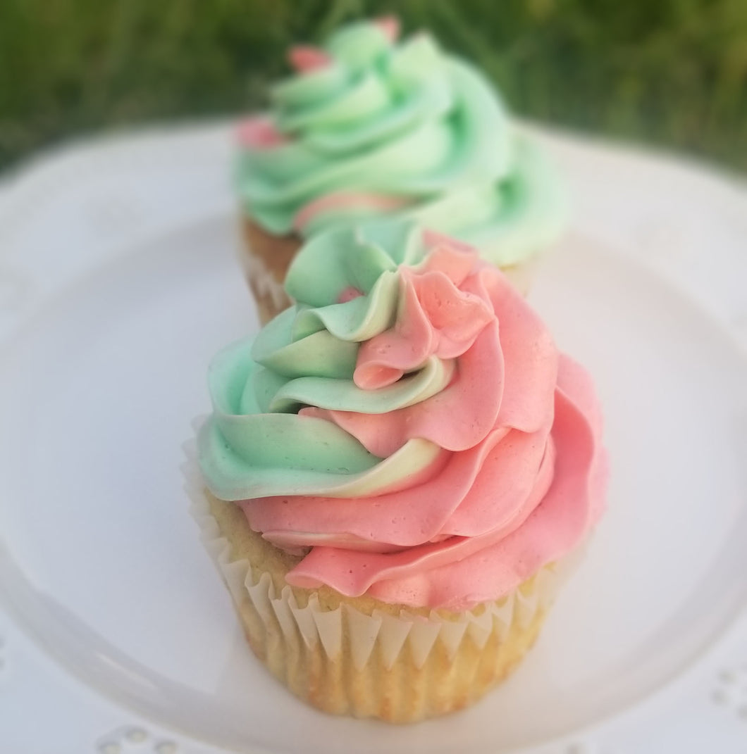 Watermelon Bliss Cupcakes 8-pack