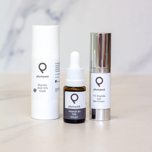 Plumped Essential Trio Pack