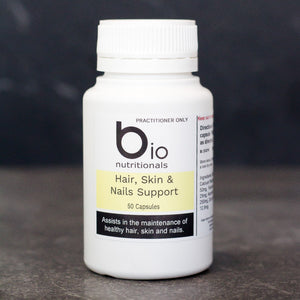 Bio-nutritionals Hair, Skin & Nails Support Capsules
