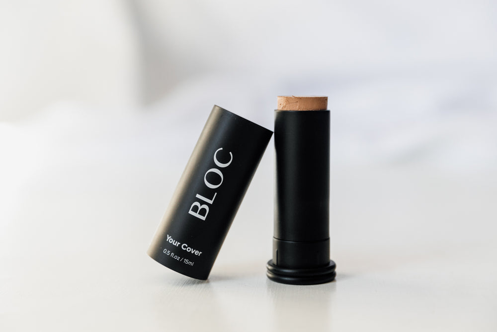 Bloc Your Cover Zinc Stick