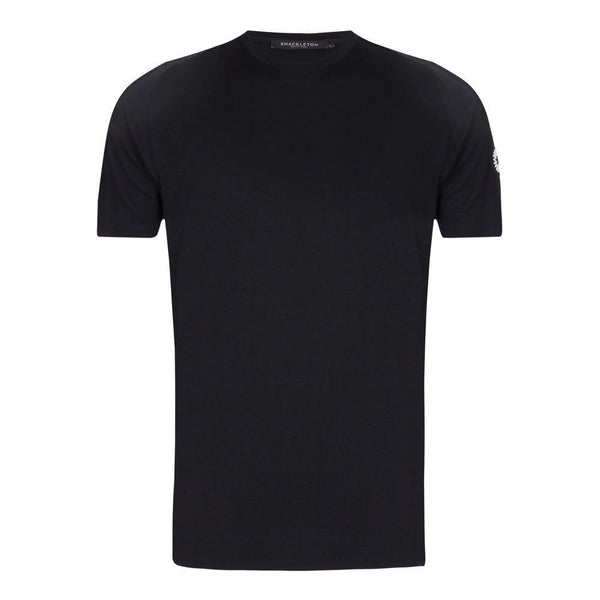 Coulthard Performance T shirt from Shackleton in black
