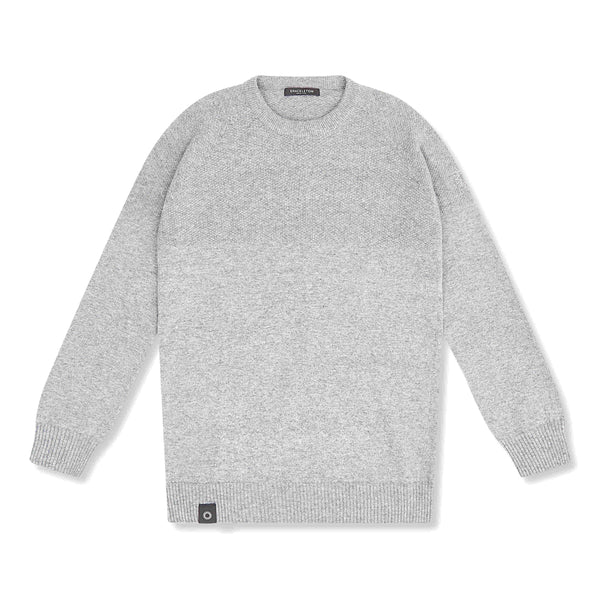 Light grey Shackleton Dulwich sweater