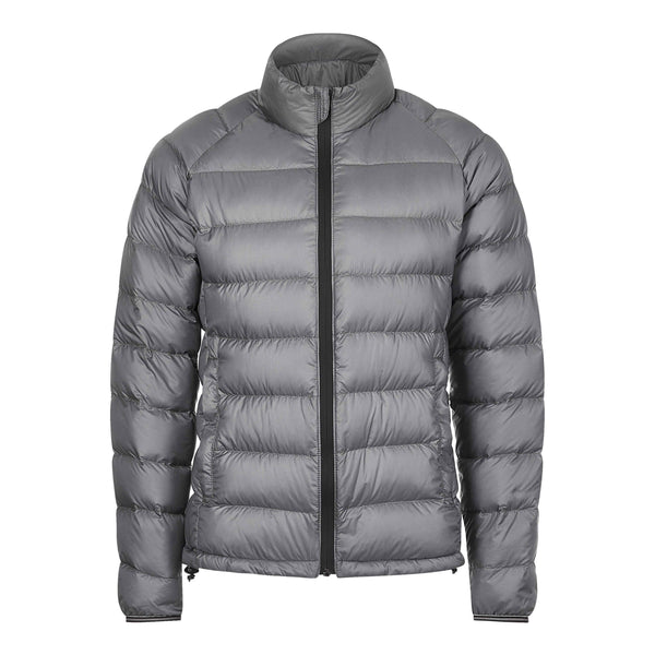 Charcoal grey Erebus jacket from Shackleton
