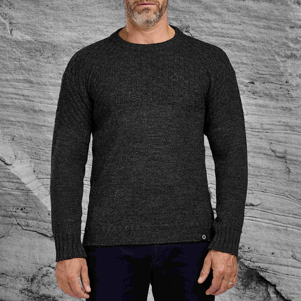 Charcoal Ernest sweater