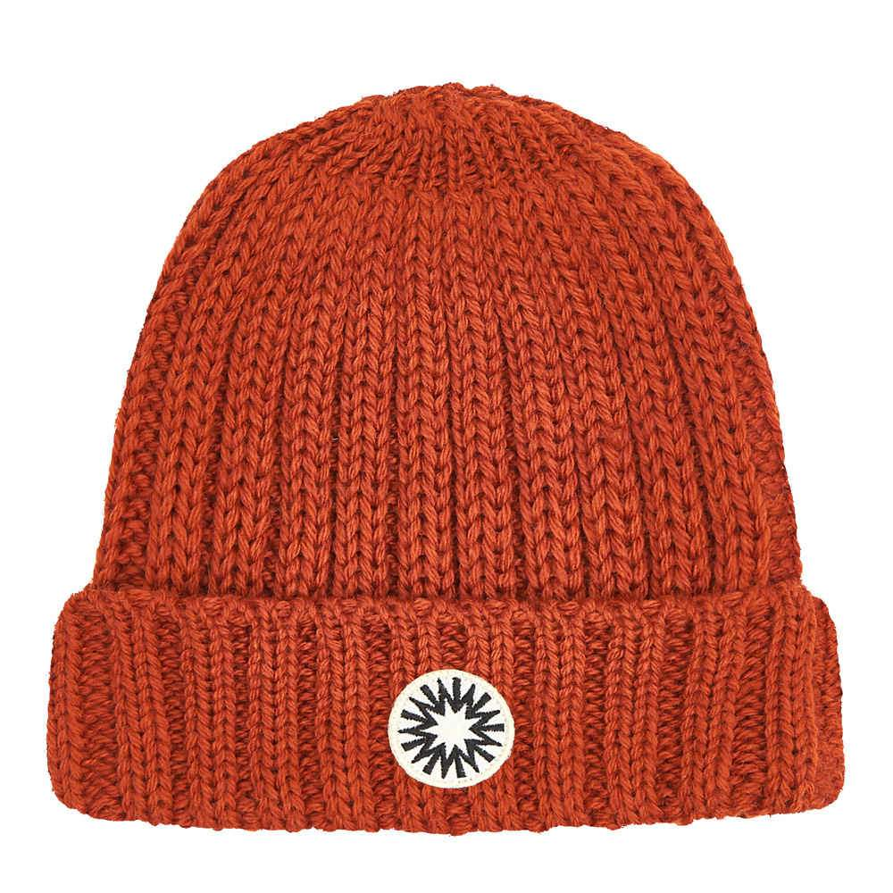 044bc1f42ffee Fisherman s Beanie Hat - Burnt Orange – shackleton-NZ