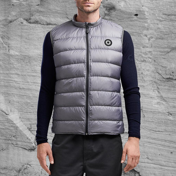 Fortuna lightweight gilet from Shackleton
