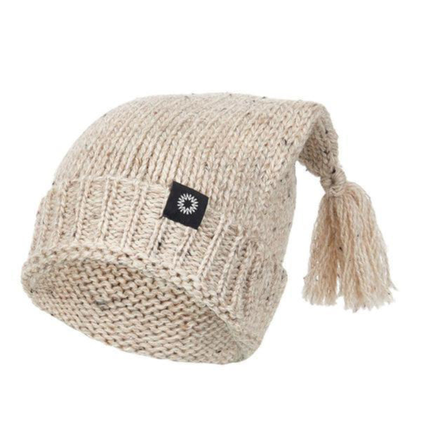 Natural colour wool Crewman hat from Shackleton
