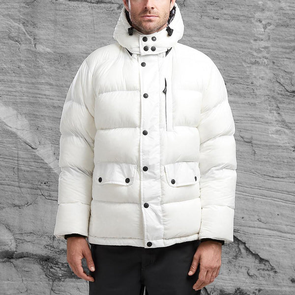 White Shackleton Summit jacket