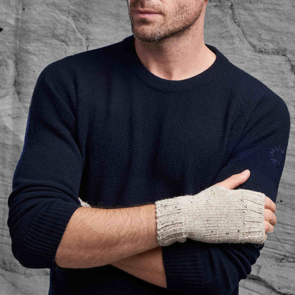 Fingerless gloves from Shackleton