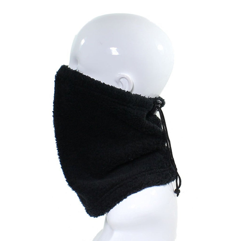 Unisex 3-in-1 Neck Gaiter, Face Mask, Beanie Hat Combo