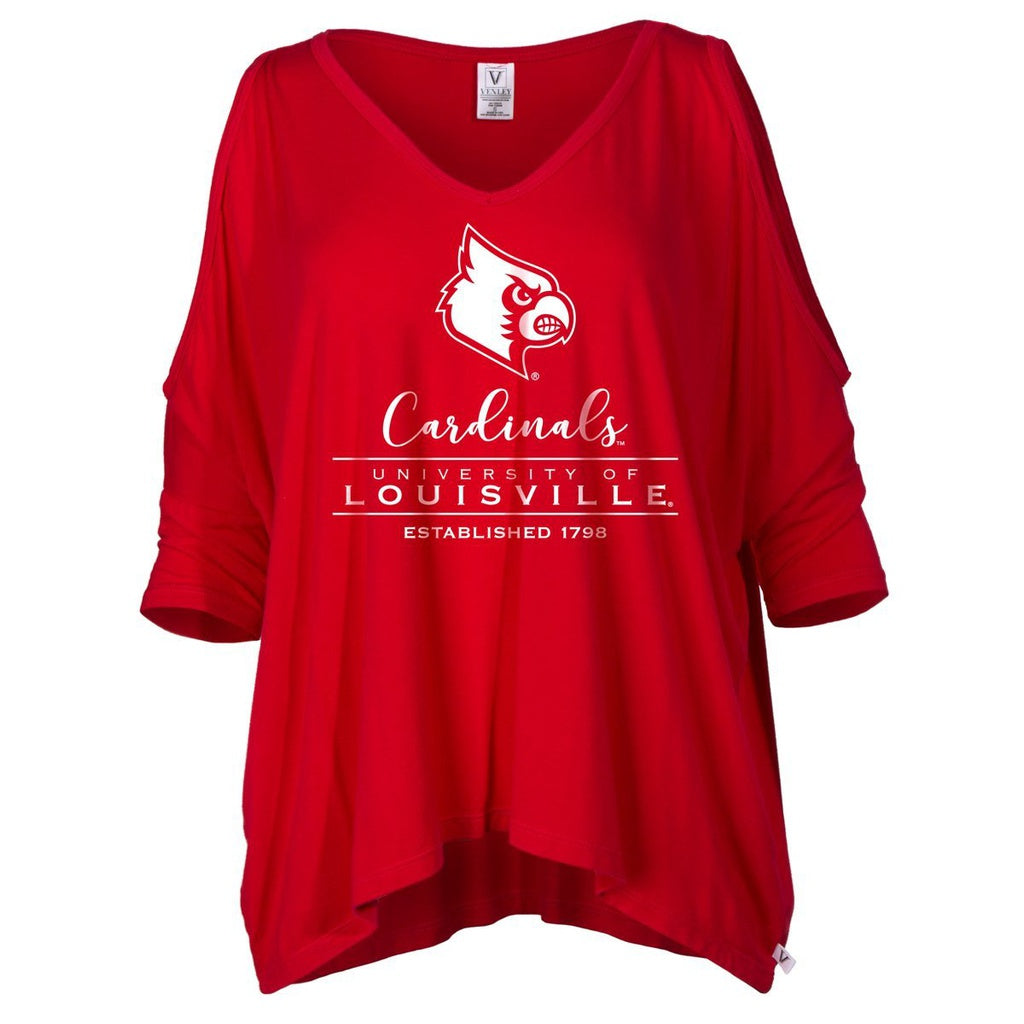 Official NCAA University of Louisville Cardinals Fight UofL