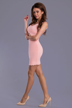 DRESS - LIGHT PINK