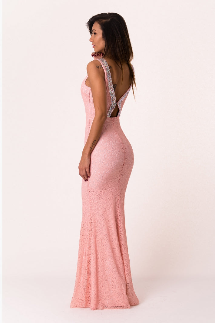 DRESS LIGHT PINK 8