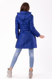 COAT -ROYAL BLUE