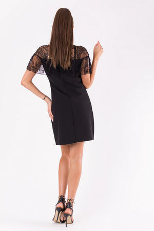 DRESS BLACK COCKTAIL