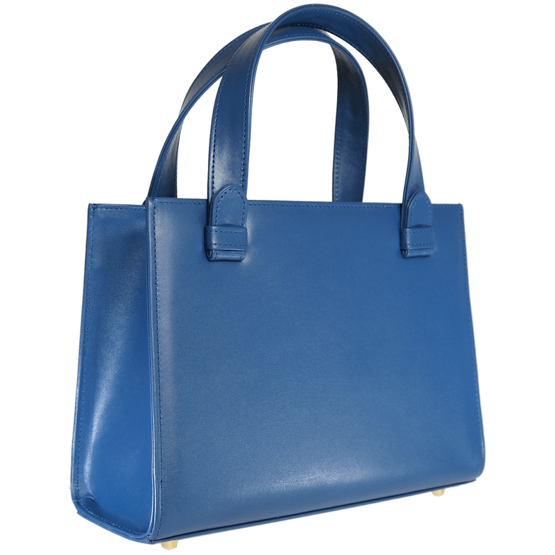 Buffed Leather Mini Tote