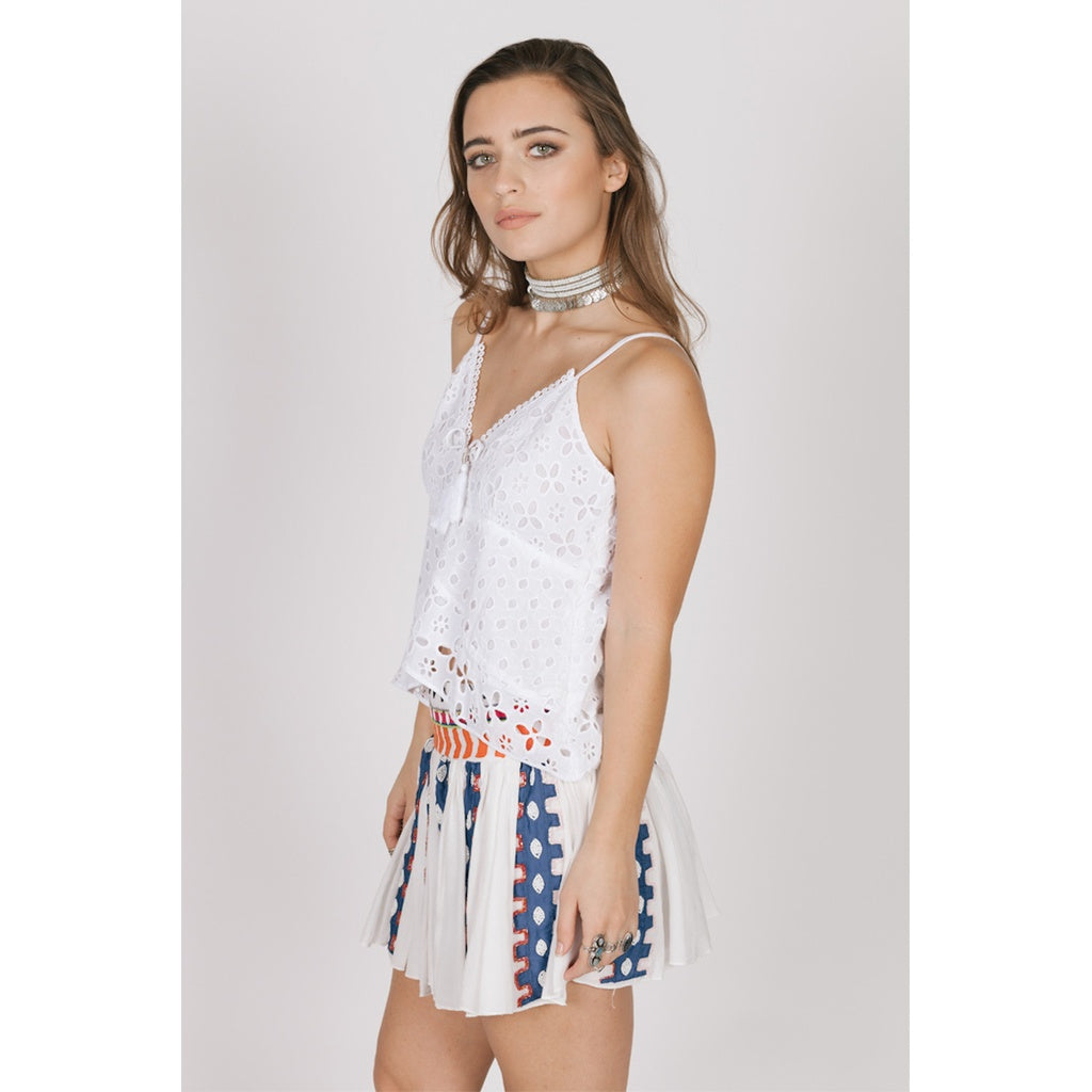 NOVELLA MINI SKIRT