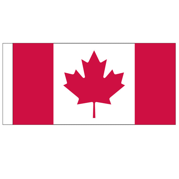 Canada Car Antenna Flag by Flags Unlimited
