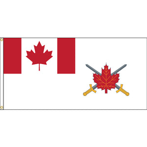 Canadian Army Ensign