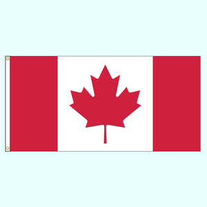 Applique Canada Flag