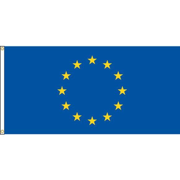 European Economic Union Flag