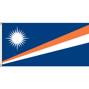 Marshall Islands Flag