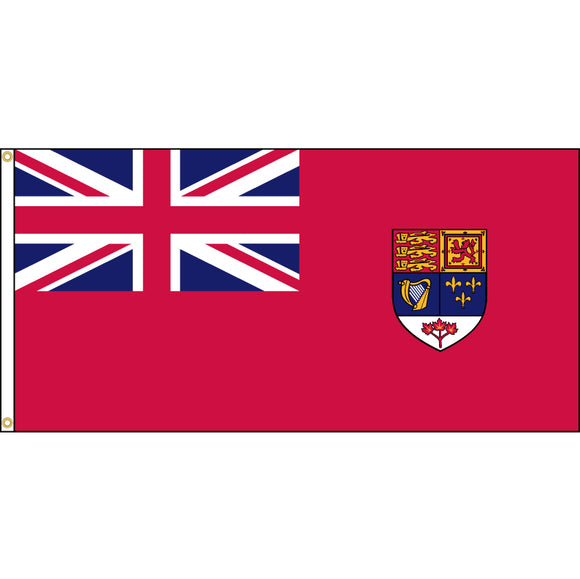 Canadian Red Ensign Flag