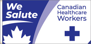 We Salute Healthcare Workers