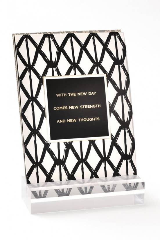 Inspirational Card Set w/ Display Base