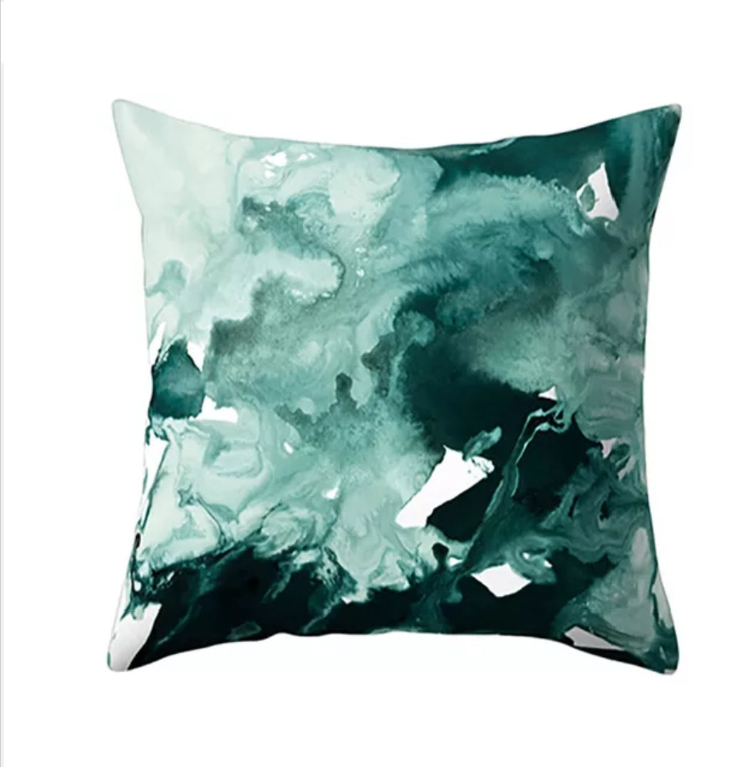 Jade in the Water Pillow