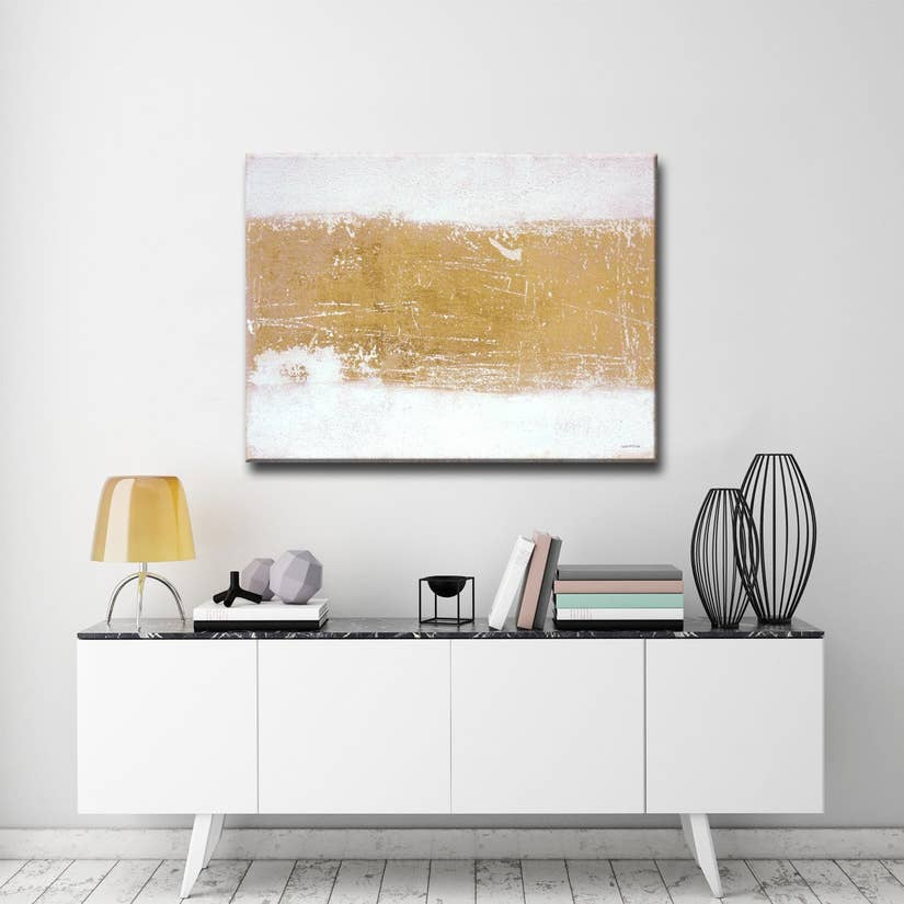 Glimmering Lights Canvas