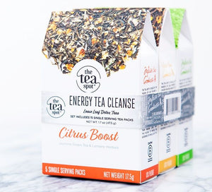 Energy Tea Cleanse Sampler