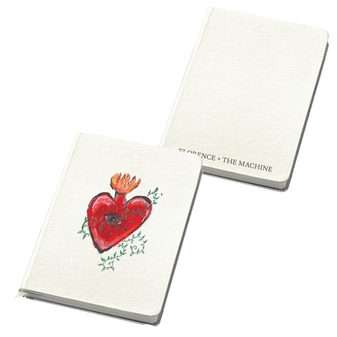 Heart Notebook + Digital Album