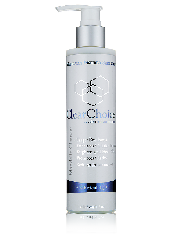 ClearChoice Mandelic Cleanser, 6.7oz