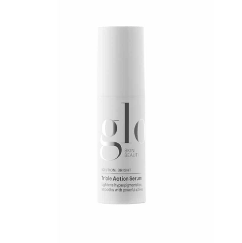 Glo Skin Beauty Skin Brightening Triple Action Serum, 1oz