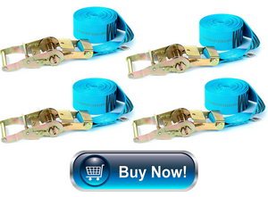 TANK STRAP: 4pk  (Special edition) Blue. 2 Bike Set