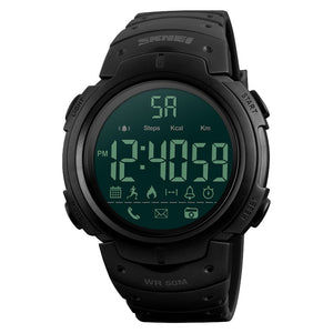 SKMEI Smart Watch GPS Heart Rate