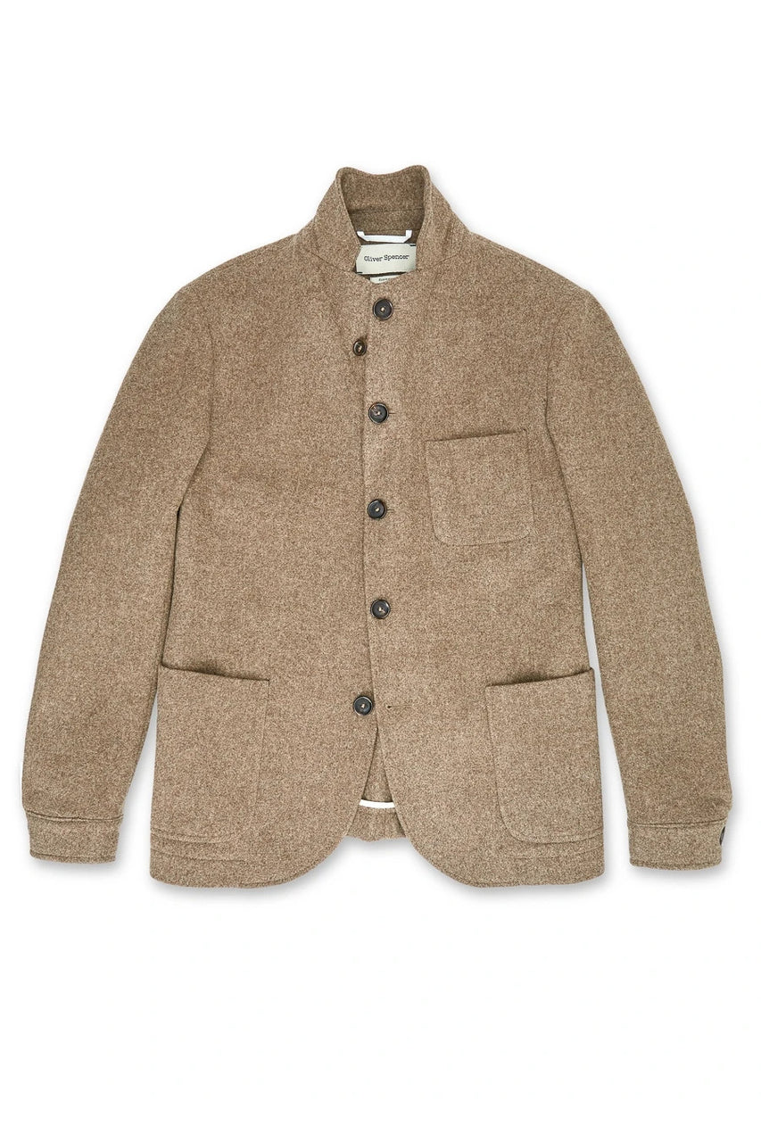 Solms Jacket Taupe