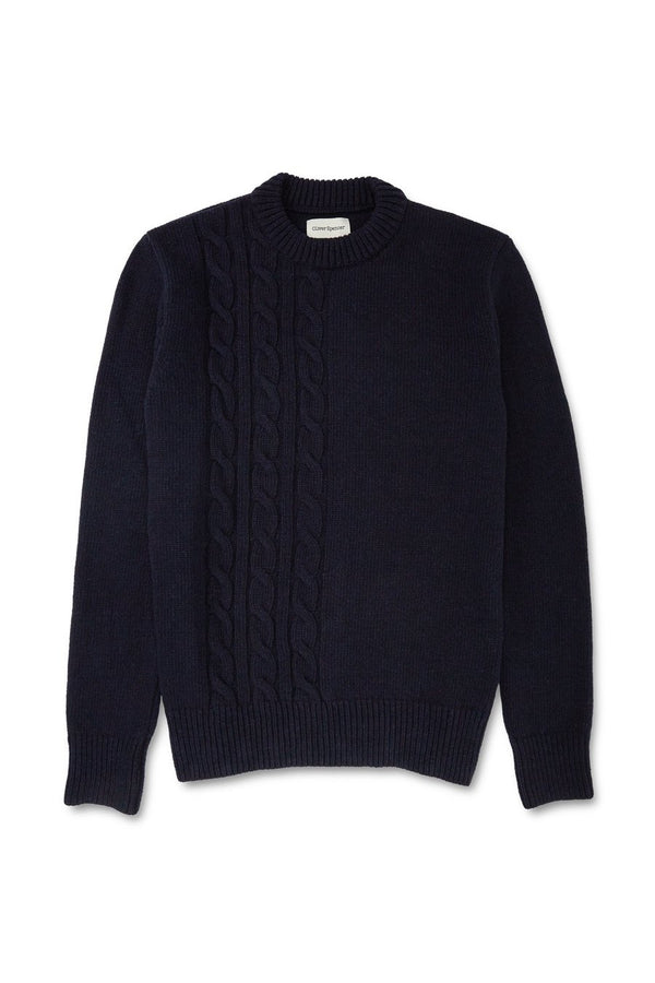 Blenheim Jumper Navy