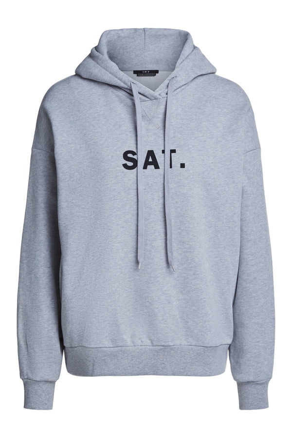 Saturday Sweatshirt Grey