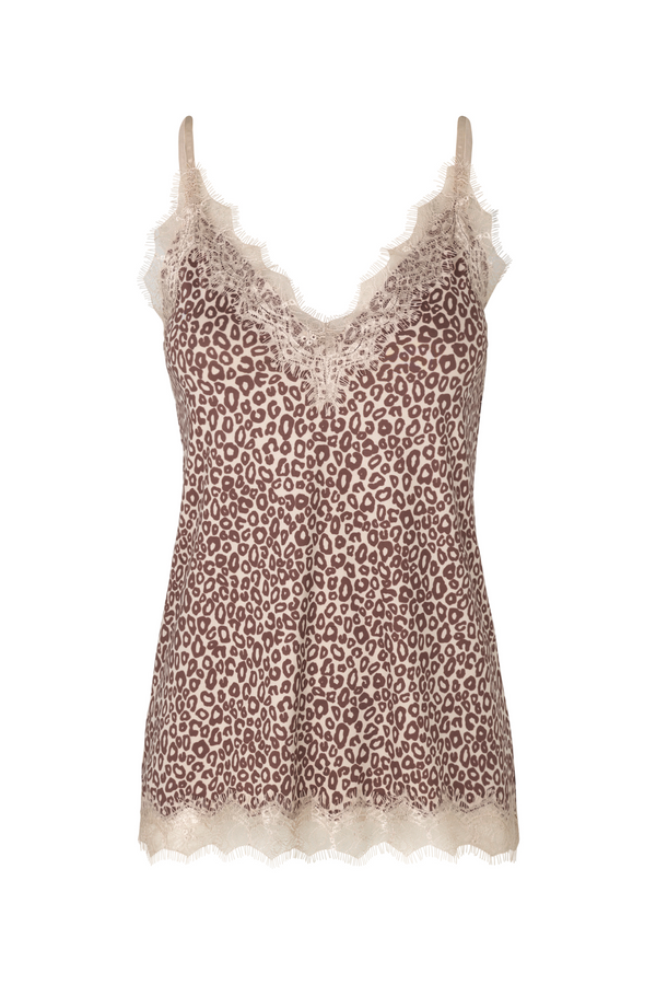Billie 4217 Grey Leopard