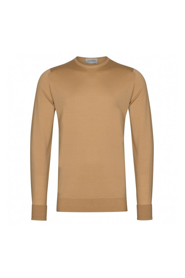 Marcus Pullover Light Camel