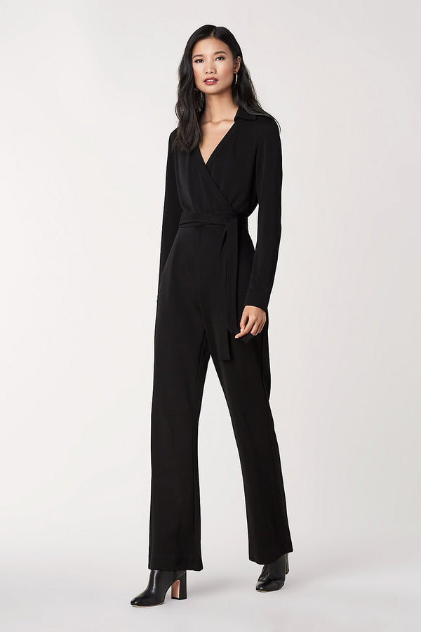 DVF Aries Black