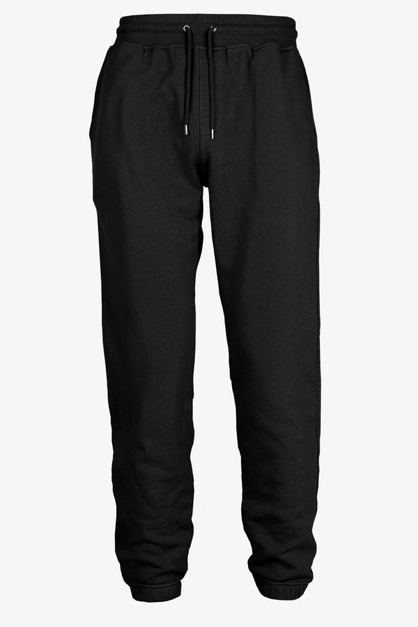 Classic Organic Sweatpants Deep Black