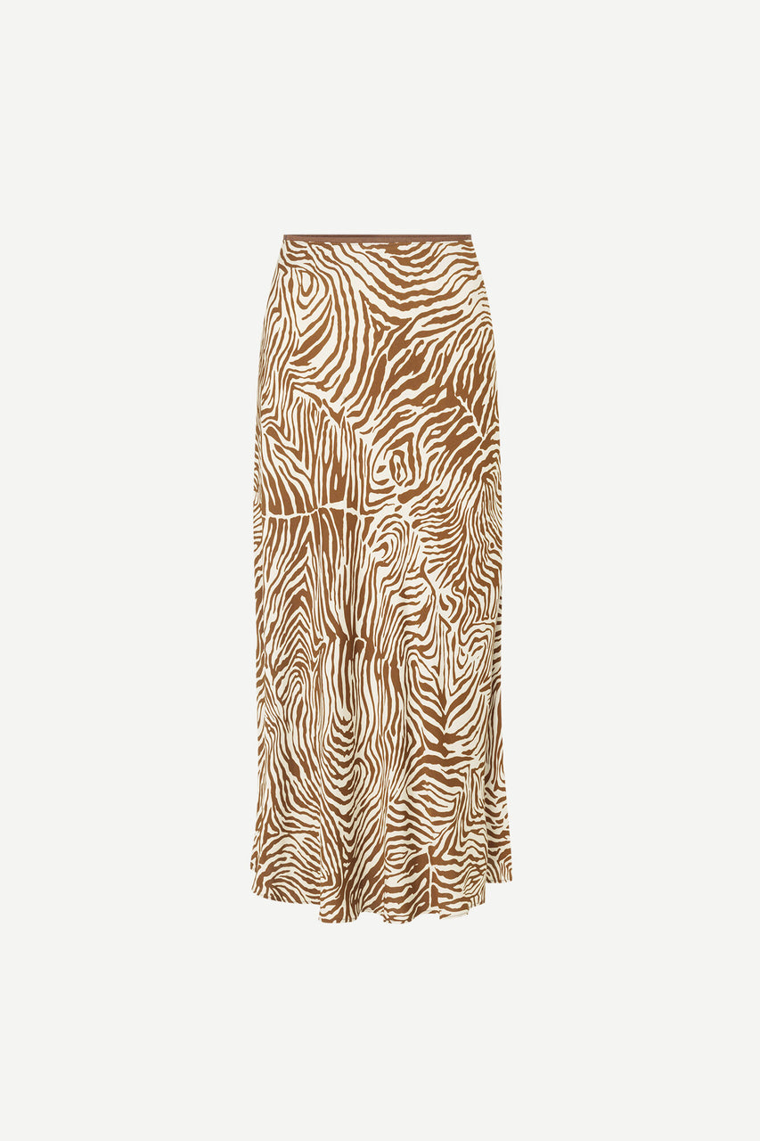 Alsop Skirt Aop Mountain Zebra