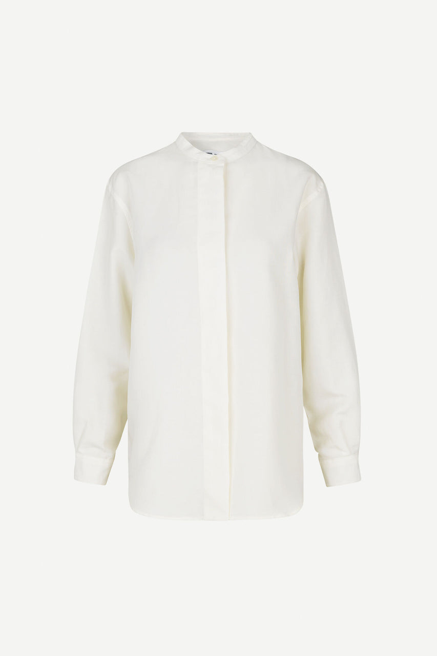 Edun Shirt Lily White