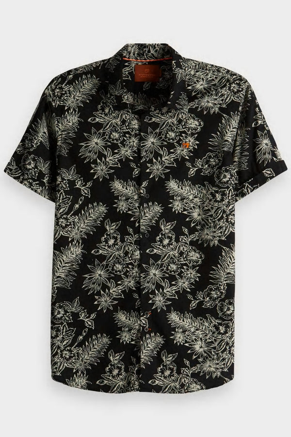 Printed Hawaii Shirt
