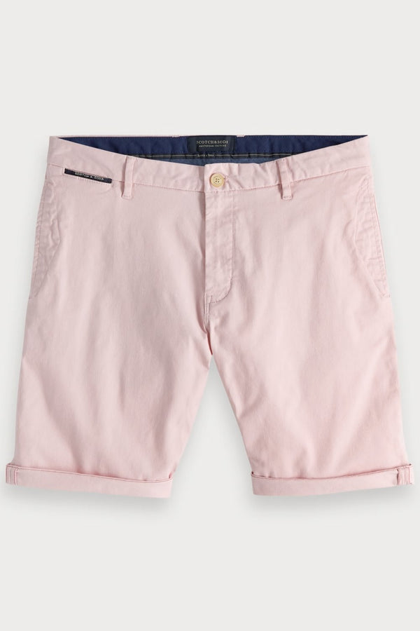 Cotton/Elastane Chino Short